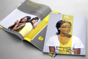Company Profile Design Harare