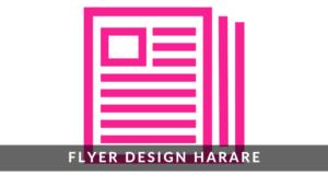 Flyer Design Harare