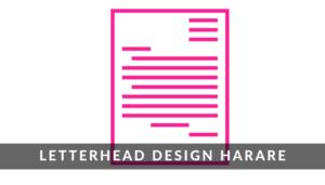 Letterhead Design Harare