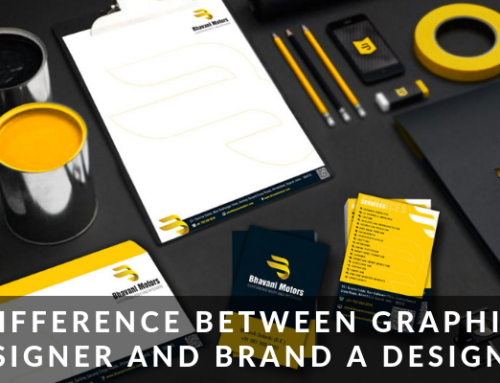 The Difference Between Graphic Designer And Brand A Designer