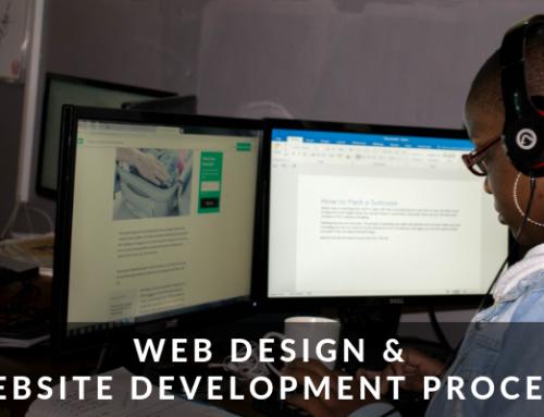Web Design & Website Development Process
