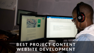 Best Project Content Website Development