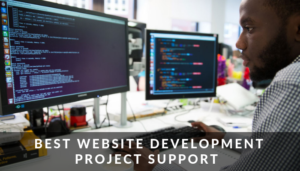 Best Website Development Project Support
