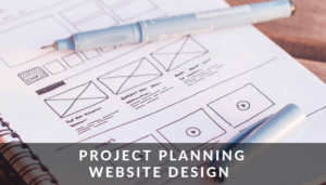 Project Planning Website Design