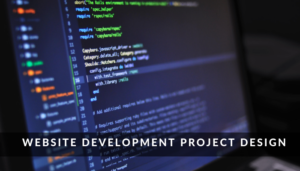 Top Website Development Project Design