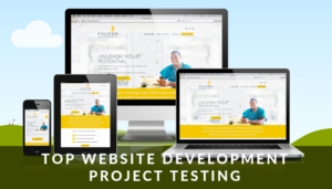 Top Website Development Project Testing