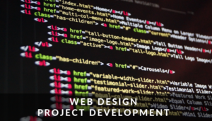 Web Design Project Development