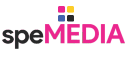 speMEDIA – Website & Graphic Design Harare, Zimbabwe Logo